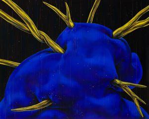 I'm upset by Li Erpeng contemporary artwork