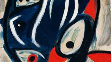 Contemporary art exhibition, Joan Miró, La Peinture au Défi at Galerie Gmurzynska, Paradelplatz 2, Zurich