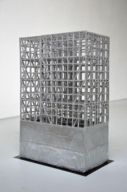 Block 2 by Marten Schech contemporary artwork