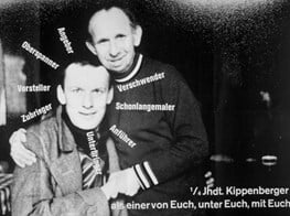 Remembering Martin Kippenberger's Self-Performance