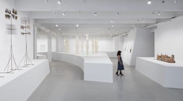 Contemporary art exhibition, Fausto Melotti, The Deserted City at Hauser & Wirth, 22nd Street, New York