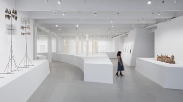 Contemporary art exhibition, Fausto Melotti, The Deserted City at Hauser & Wirth, New York