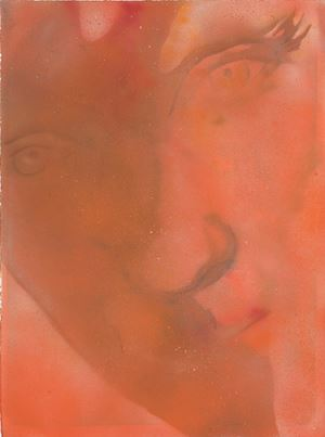 Face by Su Yuming contemporary artwork