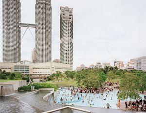 Kuala Lumpur by Peter Bialobrzeski contemporary artwork