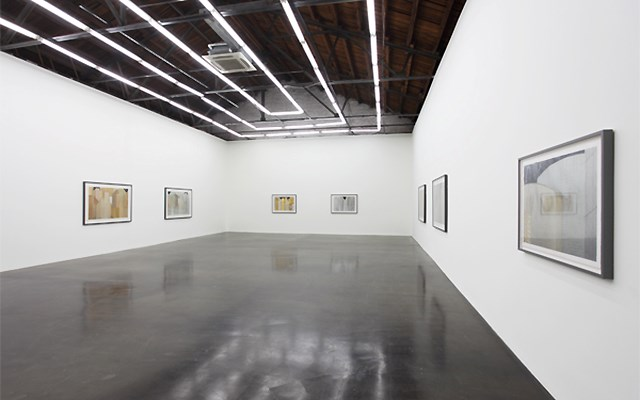 Exhibition view: Ma Qiusha, Works on Paper, Beijing Commune, Beijing (3 April–24 May 2014). Courtesy Beijing Commune.