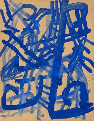 Sans titre by James Brown contemporary artwork