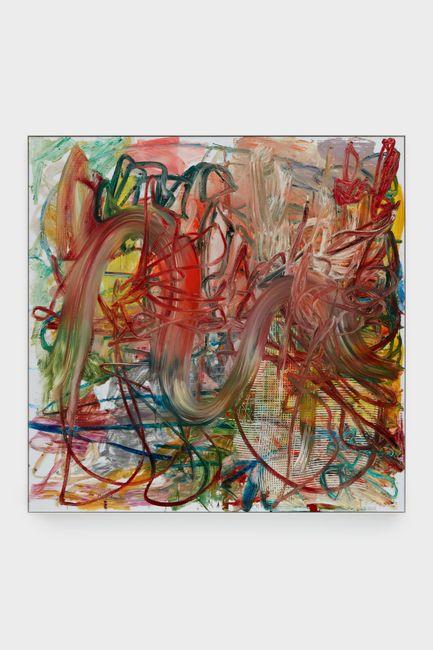 UPA Swipe Vista by Aaron Garber-Maikovska contemporary artwork