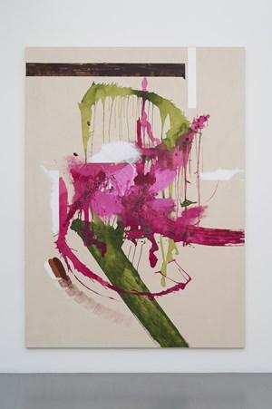 Katty Kath Katherine by Elizabeth Neel contemporary artwork