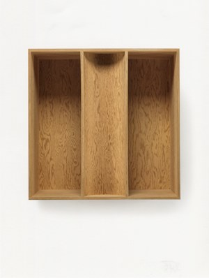 Untitled, 91-7 Ballantine by Donald Judd contemporary artwork