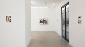 Contemporary art exhibition, Amie Dicke, ONE-LINER at AE2, AE2, Los Angeles