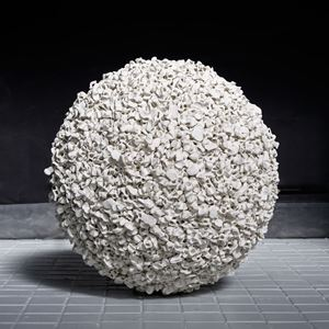 The Sphere of Things to Come by Fernando Casasempere contemporary artwork