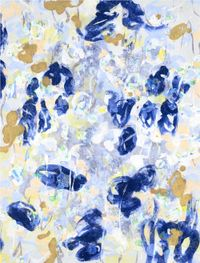 Indefinite Reveal #01 by George Ho contemporary artwork painting, works on paper
