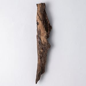 A piece of wood by Hiroto Nakanishi contemporary artwork