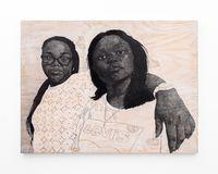 Ingabe usuqedile by Luyanda Zindela contemporary artwork painting, drawing