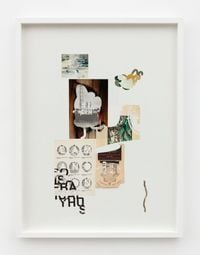 Personal Archives by Iván Argote contemporary artwork works on paper