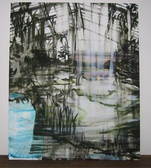 Botanic Garden VIII by Andrea C. Hoffer contemporary artwork