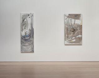 Varda Caivano,Solo Exhibition, 2015, Exhibition view at Victoria Miro, Mayfair, London. Courtesy the Artist and Victoria Miro. © Varda Caivano.