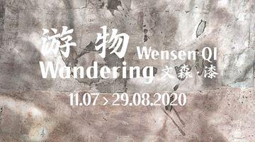 Contemporary art exhibition, Wensen Qi, Wensen QI at Galerie Dumonteil, Shanghai