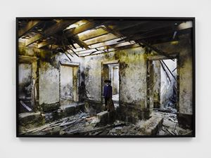 Untitled by John Akomfrah contemporary artwork