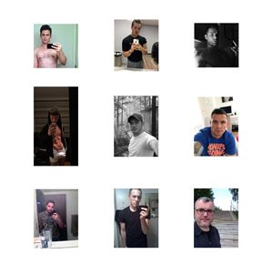 White Male Selfies, 2017 (For Parkett 99) by Omer Fast contemporary artwork