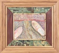Room 502 No.180119 502 房间 No.180119 by Chen Yujun contemporary artwork painting