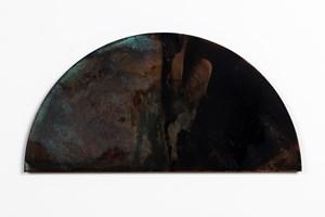 Dark Fissure by Gretchen Albrecht contemporary artwork