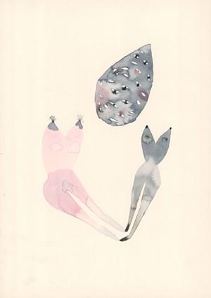 Venus Versus Venus #5 by Tara Marynowsky contemporary artwork