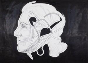 Cloud by Franz Graf contemporary artwork