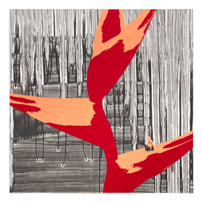 Heliconia Wagneriana by Russel Wong contemporary artwork