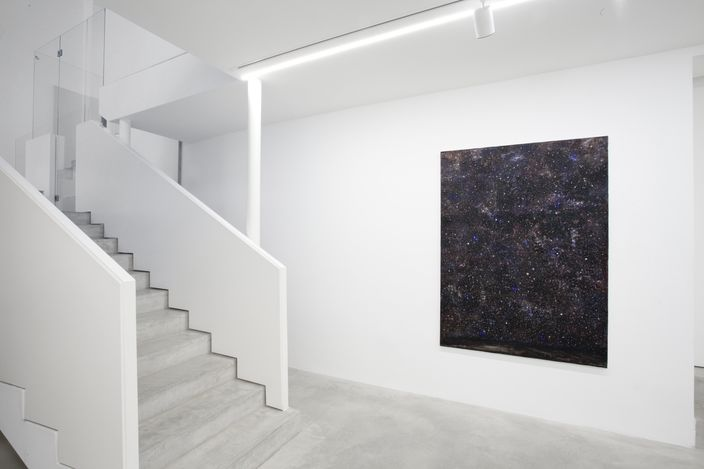 Exhibition view: Natale Addamiano, To see the stars again, Dep Art Gallery, Milan (8 June–25 September 2021). Courtesy Dep Art Gallery.