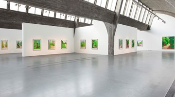 Pace Gallery contemporary art gallery in Beijing, China