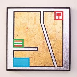 THE MAP by Tomoki Kurokawa contemporary artwork