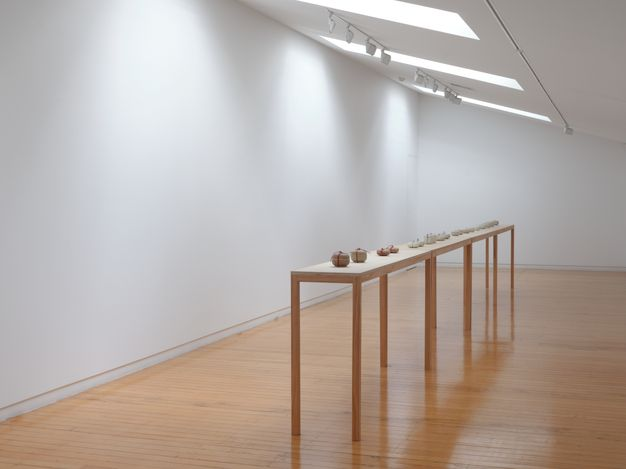 Exhibition view: Lauren Winstone, Gathering and Scattering, Two Rooms, Auckland (19 March–17 April 2021). Courtesy Two Rooms.