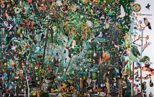 Let's Pass Through the Garden 讓我們穿越花園 by Liu Shih-Tung contemporary artwork