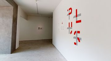 Contemporary art exhibition, Ying Hung + Joyce Ho, Plus IV at TKG+, TKG+, Taipei