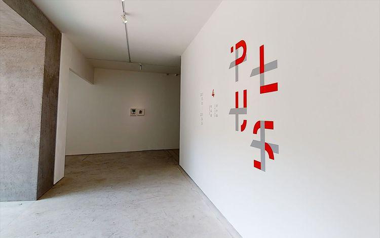 Exhibition view: Ying Hung + Joyce Ho,Plus IV,TKG+, Taipei (6 March–24 April 2021).Courtesy TKG+.