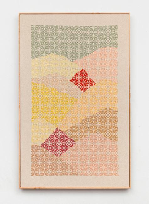 To Melt In Mist by Jordan Nassar contemporary artwork