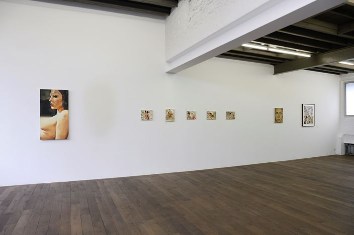 Exhibition view: Jan De Maesschalck, From Now On, Zeno X Gallery, Antwerp (20 March–27 April 2019). Courtesy Zeno X Gallery.