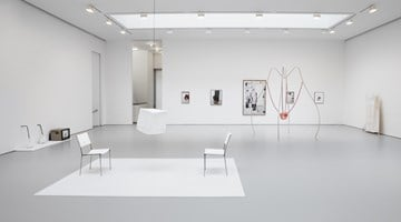 Contemporary art exhibition, Group Exhibition, This is Not A Prop at David Zwirner, New York
