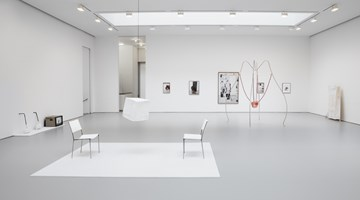 Contemporary art exhibition, Group Exhibition, This is Not A Prop at David Zwirner, 19th Street, New York, USA