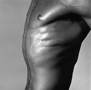 Alistair Butler / Torso by Robert Mapplethorpe contemporary artwork
