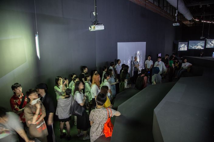 Exhibition view: Xinhao Cheng, The Fool's Gold, OCAT Shenzhen, Shenzhen, (6 June–18 August 2019). Courtesy OCT Contemporary Art Terminal.