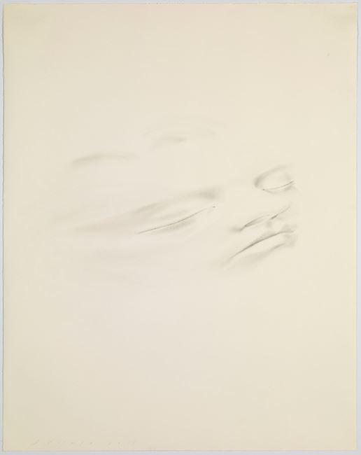 Slumberland XXV (Natalie) by Jaume Plensa contemporary artwork