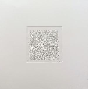 Segment (1/2) by Véra Molnar contemporary artwork