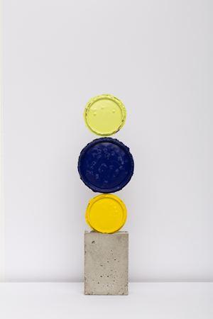 Geo-Concreto 14 by David Batchelor contemporary artwork