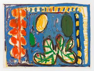 Garden Party by Tuukka Tammisaari contemporary artwork