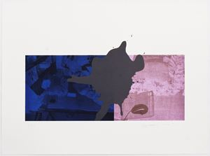 The Scene No.1 by Zhang Peili contemporary artwork