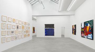 Contemporary art exhibition, Joe Bradley, Sub Ek at Galerie Eva Presenhuber, Waldmannstrasse, Zürich, Zurich