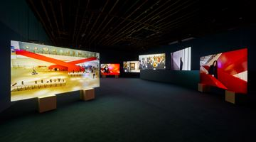 Contemporary art exhibition, Isaac Julien, Lina Bo Bardi – A Marvellous Entanglement at Victoria Miro, London