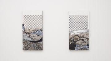 Contemporary art exhibition, Hanna Pettyjohn, In Medias Res at SILVERLENS, Manila